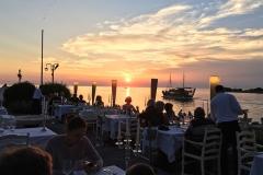 Island Restaurant near Rovinj, Croatia